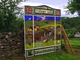 Over Haddon Well Dressings